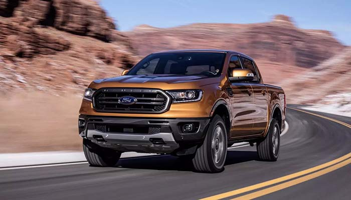 The Scoop on the New 2021 Ford Ranger